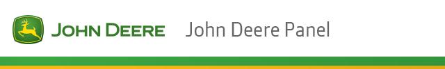 Panel John Deere
